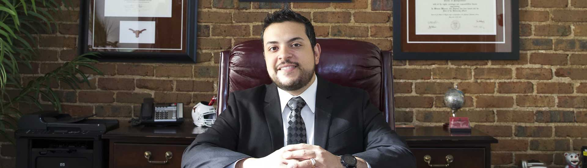 Eric Benavides Criminal Attorney in Houston TX