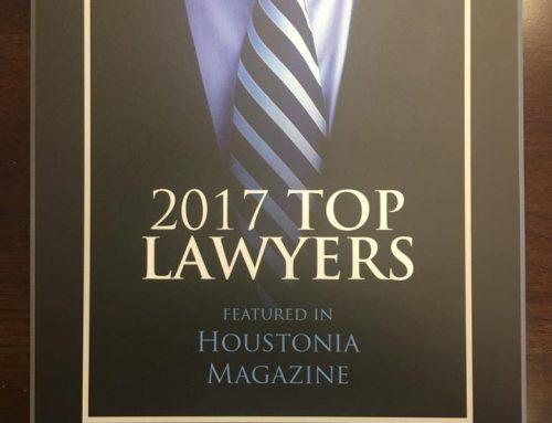 Eric Benavides awarded 2017 Top Lawyers