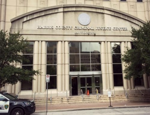 Houston Courts Scheduling Information
