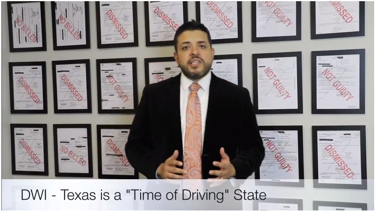 time-of-driving-state