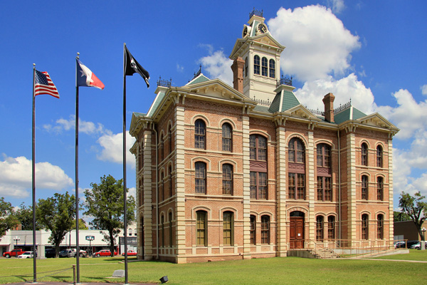 Wharton-County-Courthouse
