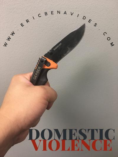 Houston Domestic Violence Attorney