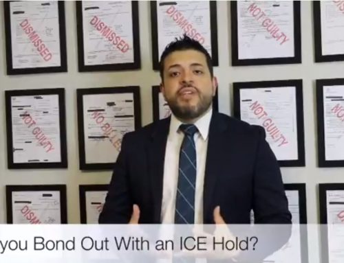 Can You Bond Out of Jail with an ICE Hold?