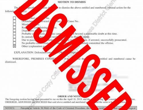 Pre-Trial Interventions / Diversion Programs in Texas – Attorney Eric J Benavides